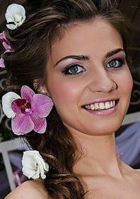 Свадебные причёски, 156 фото причесок для невест. Заказать